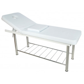 Стационарный массажный стол стальной Мед-Мос Fix-mt1 (мст-38)