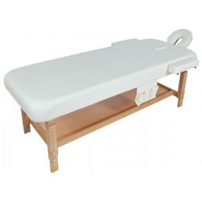 Стационарный массажный стол деревянный Мед-Мос Fix-mt2 (мст-31л)