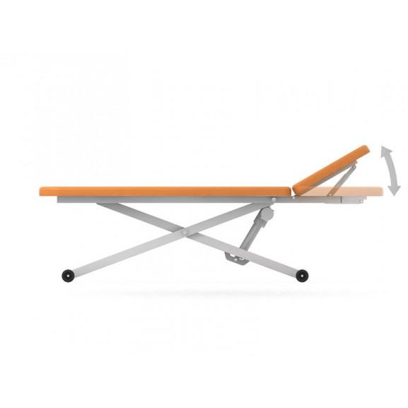 Стол для кинезотерапии двухсекционный с электроприводом Конмет Холдинг Balance Сн-52.04.03 - фото №5