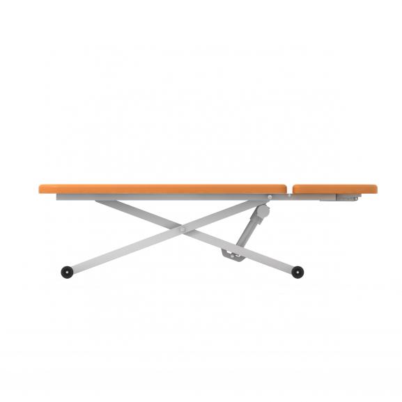 Стол для кинезотерапии двухсекционный с электроприводом Конмет Холдинг Balance Сн-52.04.03 - фото №1