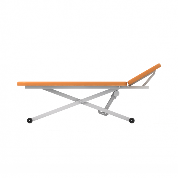 Стол для кинезотерапии двухсекционный с электроприводом Конмет Холдинг Balance Сн-52.04.03 - фото №4