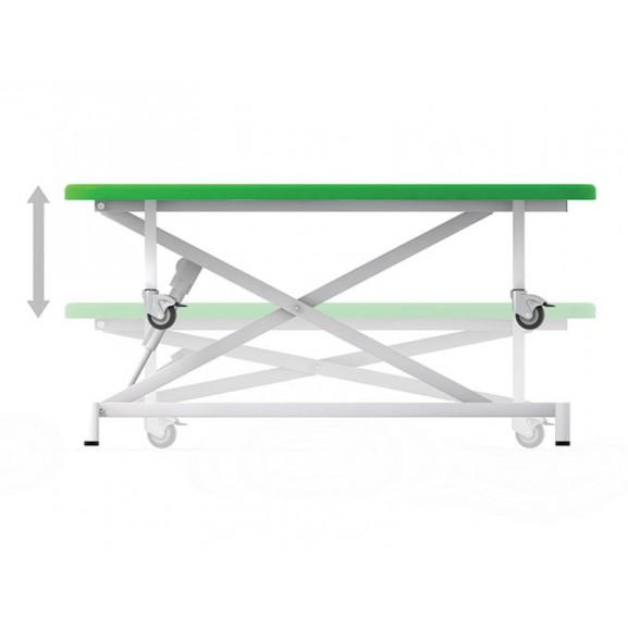 Стол для кинезотерапии широкий с электроприводом Конмет Холдинг Balance Max Сн-52.05 - фото №2