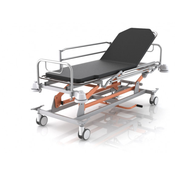 Каталка для перевозки пациентов гидравлическая Конмет Холдинг Кп 4.04 Г