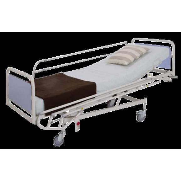 Кровать медицинская функциональная 4-х секционная механическая Vermeiren Luna Metal - фото №1