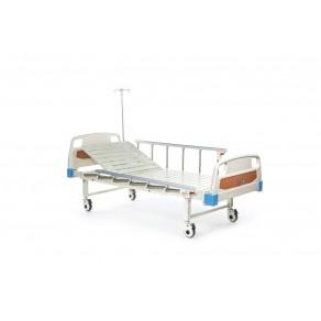 Кровать механическая 2-секционная Медицинофф B-21