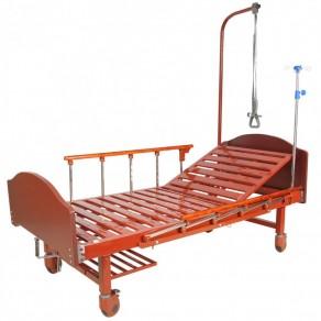 Кровать механическая (1 функция) Мед-Мос E-17b Лдсп