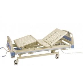 Кровать с комбинированной системой приводов 4-секционная Медицинофф Fg-3