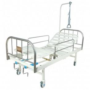 Кровать механическая (2 функции) Мед-Мос F-8 Мм-2004н-03