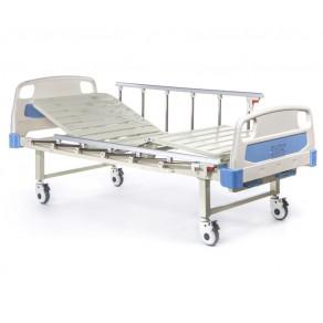 Кровать механическая 4-секционная Медицинофф B-16(v)