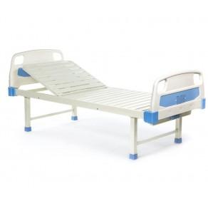 Кровать механическая 2-секционная Медицинофф A-5