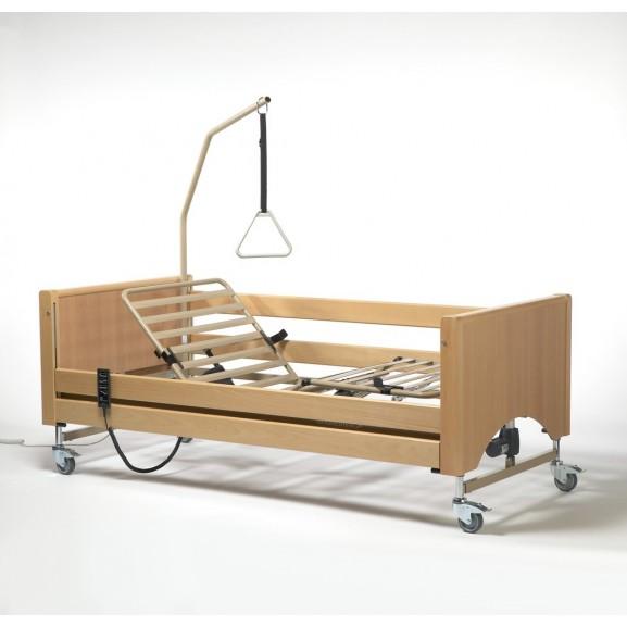 Кровать функциональная 4-х секционная электрическая (в комплекте с матрасом) Vermeiren Luna