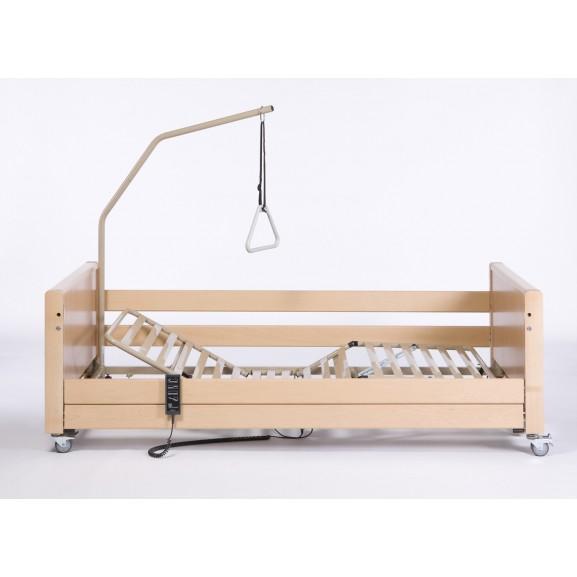 Кровать функциональная 4-х секционная электрическая(в комплекте с матрасом) Vermeiren Luna X-Low