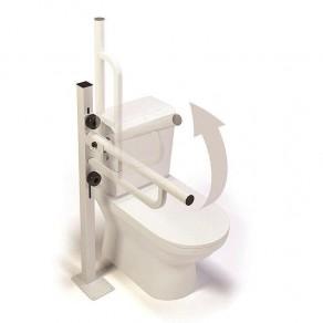 Вспомогательная опора для пользования туалетом (складная) Конмет Холдинг Сн-27.13