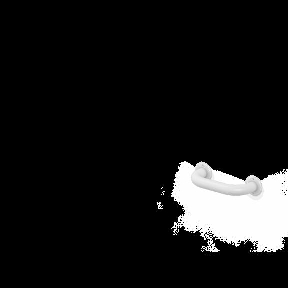 Поручни для ванной прямые Конмет Холдинг Сн-27.01.01 - фото №1