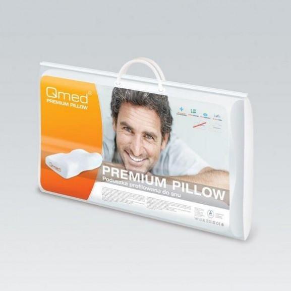 Подушка ортопедическая под голову Qmed Mdq0011 Premium