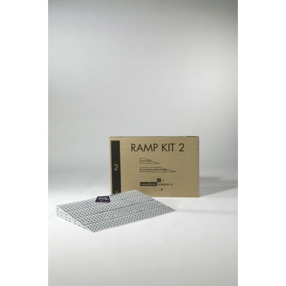 Мобильный складной пандус Vermeiren Ramp Kit 2