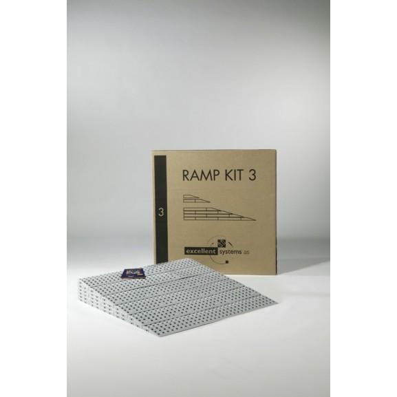 Складные мобильные пандусы для инвалидных колясок Vermeiren Ramp Kit 3