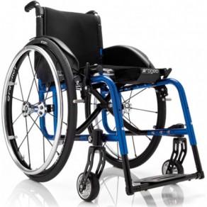 Кресло-коляска с ручным приводом активного типа Progeo Exelle