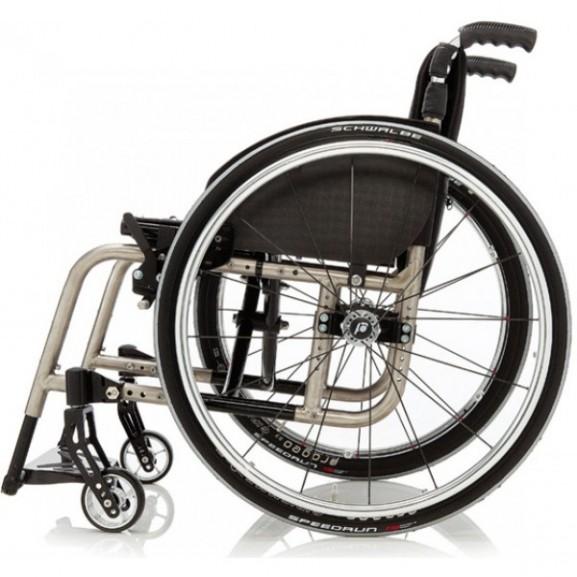 Кресло-коляска с ручным приводом активного типа Progeo Exelle - фото №6