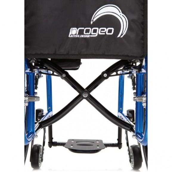 Кресло-коляска с ручным приводом активного типа Progeo Exelle - фото №5