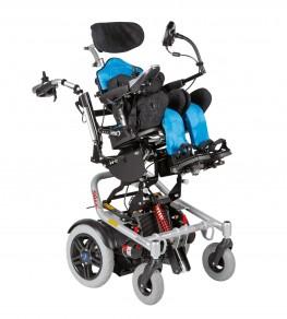 Кресло Майгоу на коляске с электроприводом Скиппи