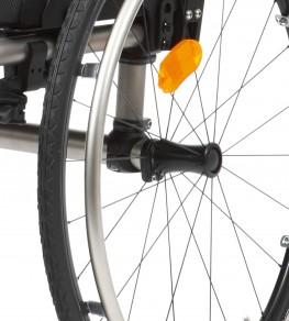 Быстроcъемное приводное колесо