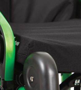 Подушка Cubic Foam равномерно распределяет вес пользователя