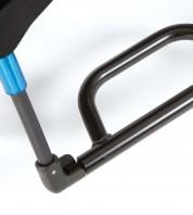 Угол наклона опоры для стоп можно отрегулировать