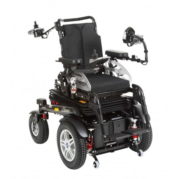 Инвалидная коляска с электроприводом Otto Bock B500S