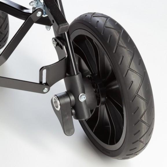 Коляска инвалидная для детей с ДЦП типа трость Hoggi Zip - фото №1