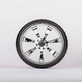 Хромированные колеса