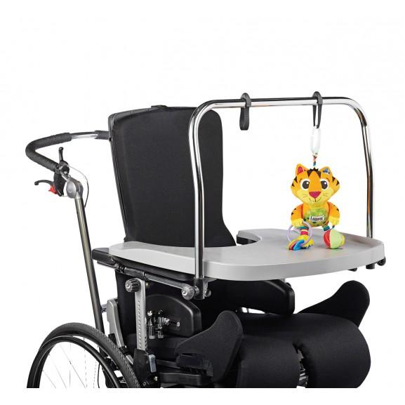 Кресло-коляска комнатная R82 Икс Панда (x:panda) - фото №4