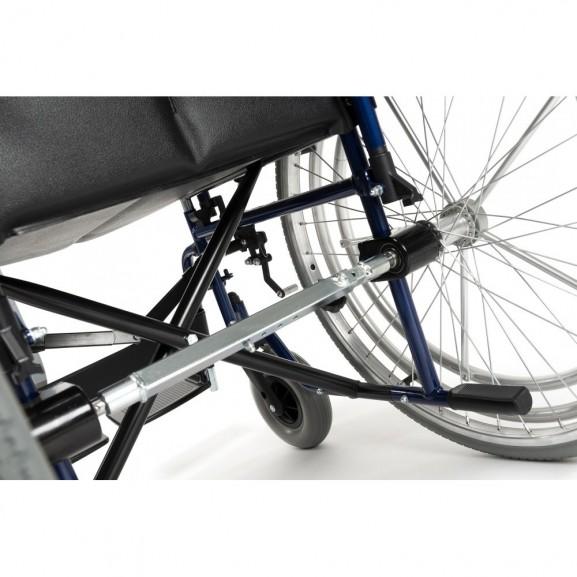 Кресло-коляска инвалидное механическое Vermeiren 708d Hem2 - фото №4