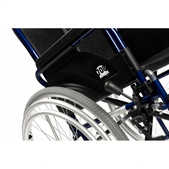 Кресло-коляска инвалидное механическое Vermeiren 708d Hem2 - фото №3