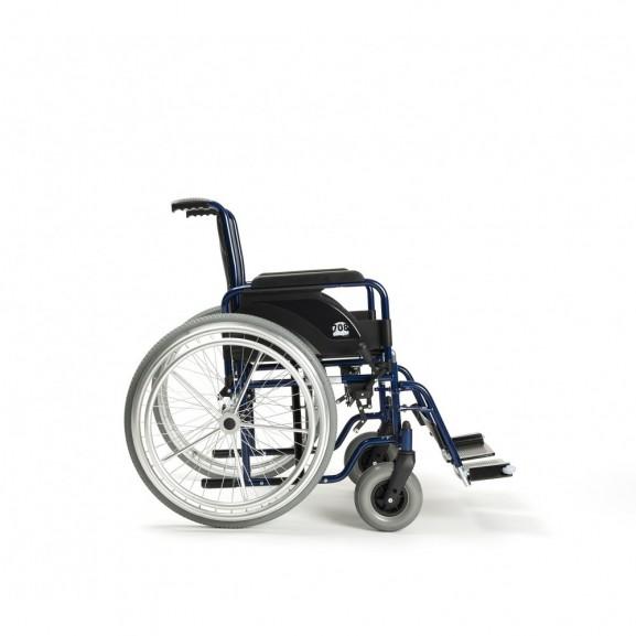 Кресло-коляска инвалидное механическое Vermeiren 708d Hem2 - фото №2