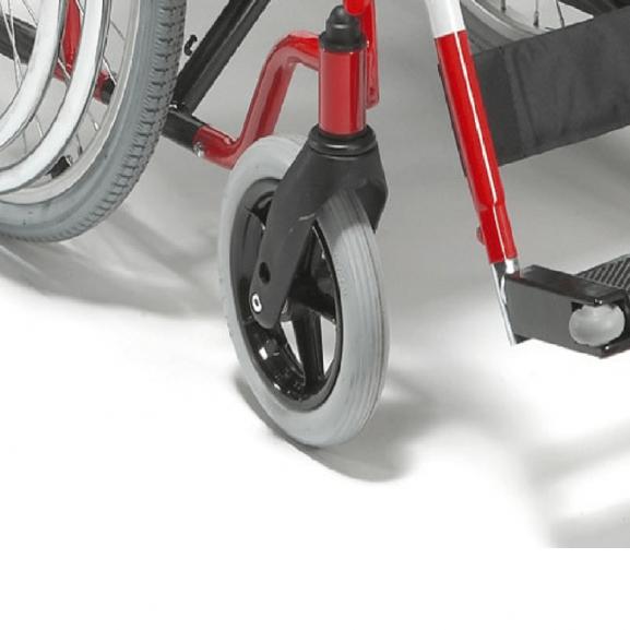 Кресло-коляска инвалидное механическое Vermeiren 708d Hem2 - фото №7