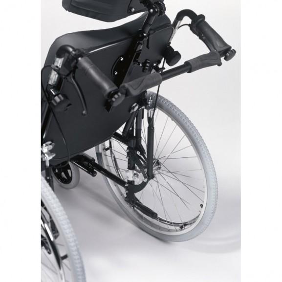 Кресло-коляска инвалидное механическое Vermeiren Eclips X4 + 30° - фото №3