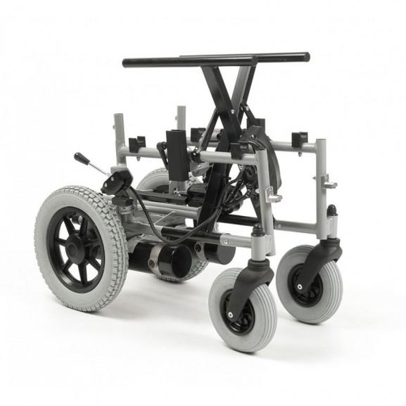 Кресло-коляска инвалидное с электроприводом Vermeiren Express 2009 - фото №2