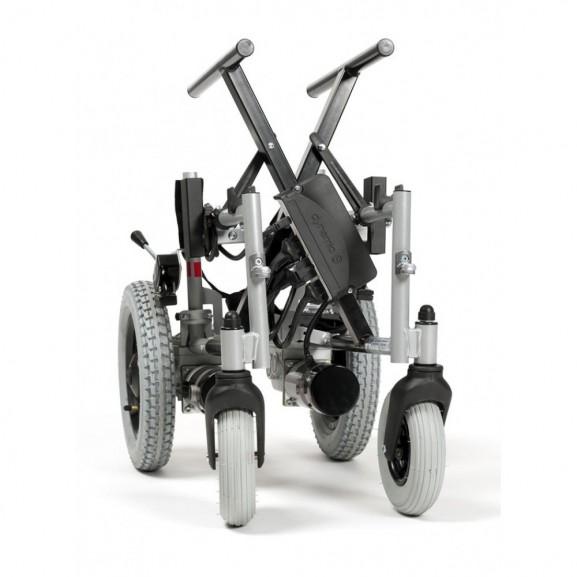 Кресло-коляска инвалидное с электроприводом Vermeiren Express 2009 - фото №1