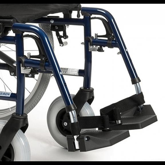 Кресло-коляска инвалидное механическое Vermeiren Jazz S50 - фото №3