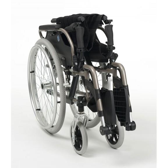 Кресло-коляска инвалидное механическое Vermeiren V300+30° Comfort - фото №2