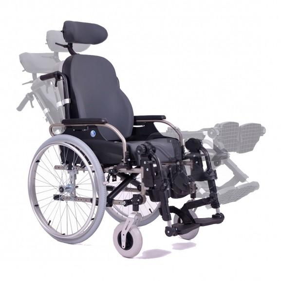 Кресло-коляска инвалидное механическое Vermeiren V300+30° Comfort - фото №1