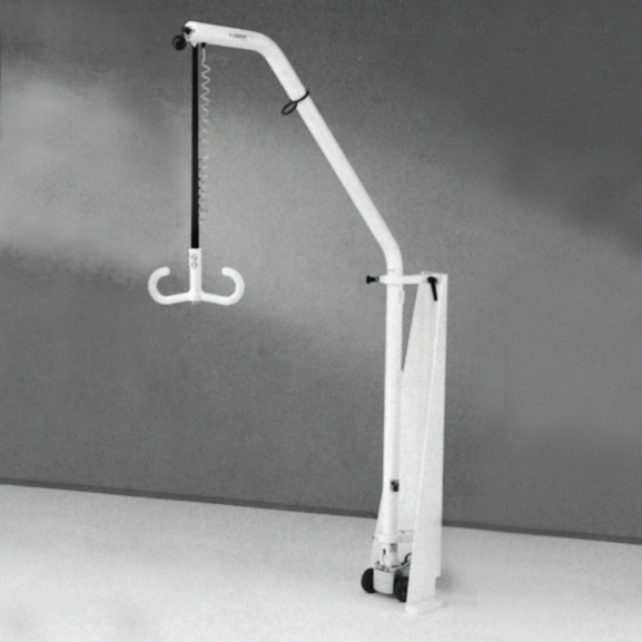 Подъемник для инвалидов стационарный электрический Aacurat Куратор - фото №4