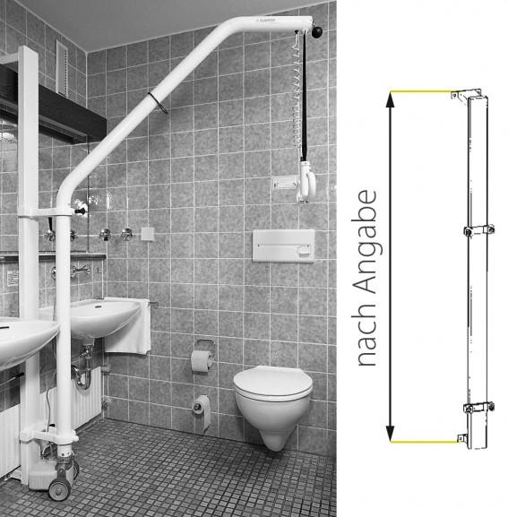 Подъемник для инвалидов стационарный электрический Aacurat Куратор - фото №5
