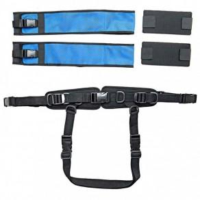 Крепежный набор для подушки BodyMap для кресла Akcesmed Аквосего Aks_325