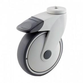 Колесо Танго с тормозом (7.5 см) для кресла Akcesmed Джорди Home Jrh_015