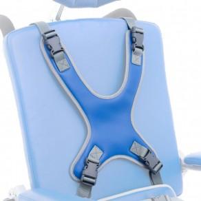 4-точечный жилет для кресла Akcesmed Джорди Jri_130