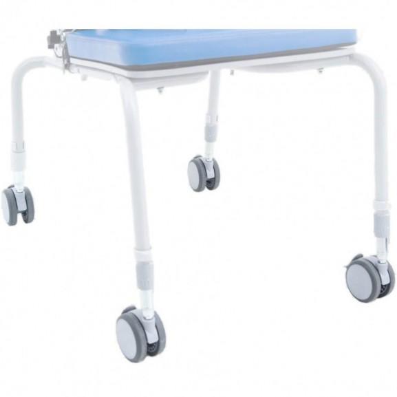 Вращающиеся колеса для кресла Akcesmed Джорди Jri_423