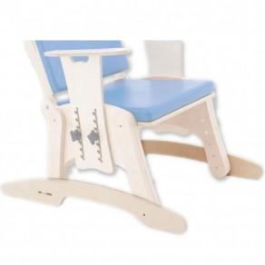 Планки препятствующие переворачиванию для кресла Akcesmed Kidoo Kdo_014