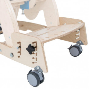 Платформа на колесах с подножкем для кресла Akcesmed Kidoo Kdo_620